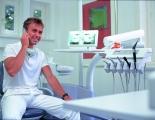 Panasonic Telefonanlage in der Arztpraxis
