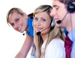 Panasonic Telefonanlage im Callcenter