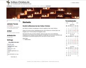 Vulkan Christen Veranstaltungskalender